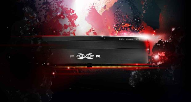 DDR4 XPower Zenith de Silicon Power