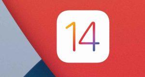 iOS 14 d'Apple