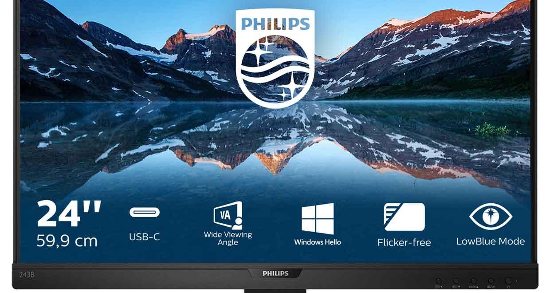 Moniteur Philips 243B9H