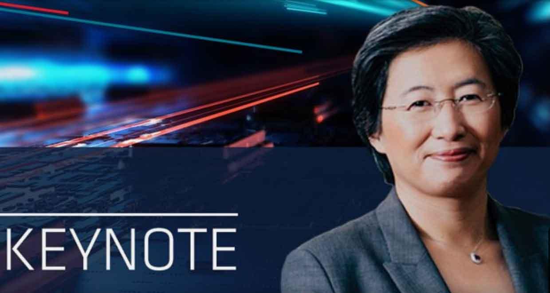 Computex 2021, AMD annonce sa Keynote sur le thème de l'informatique haute performance
