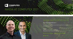 """Keynote """"Computex 2021"""" de Nvidia"""