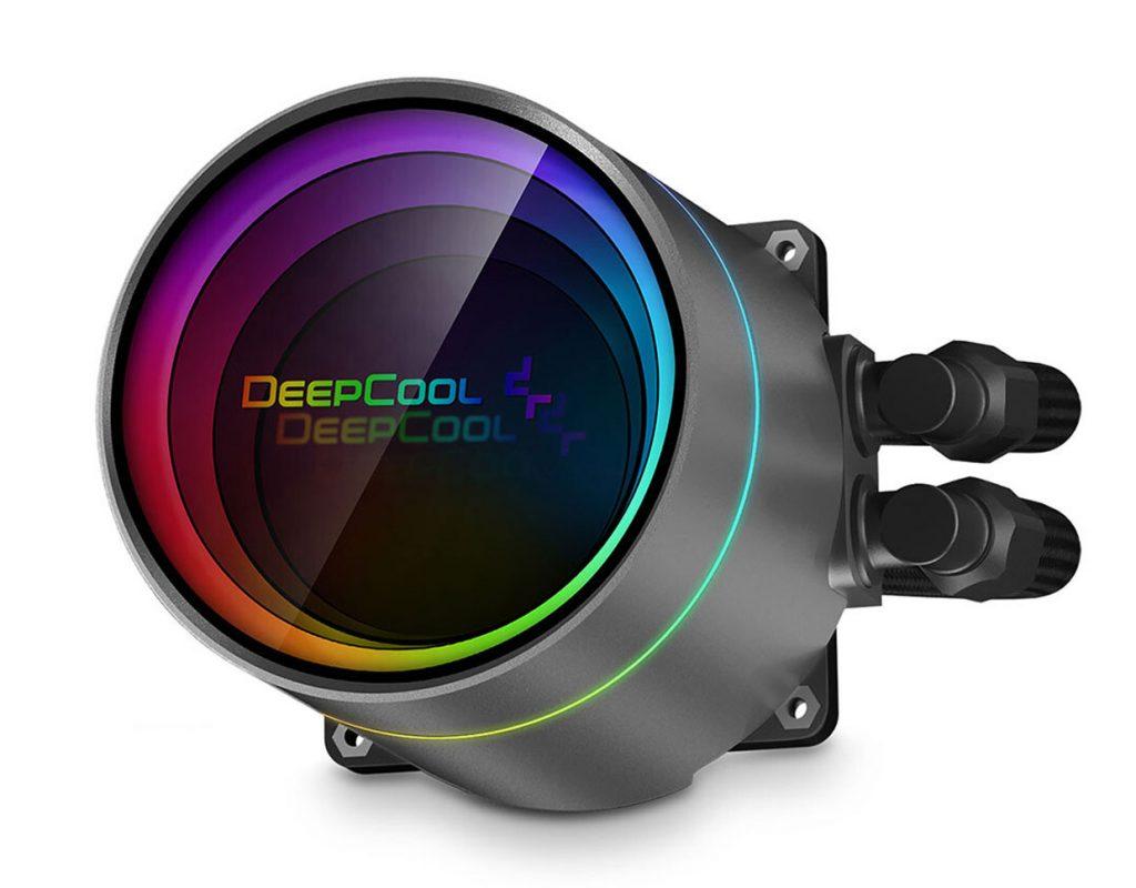 Watercooling AIO Gamer Storm Castle 360EX A-RGB de DeepCool