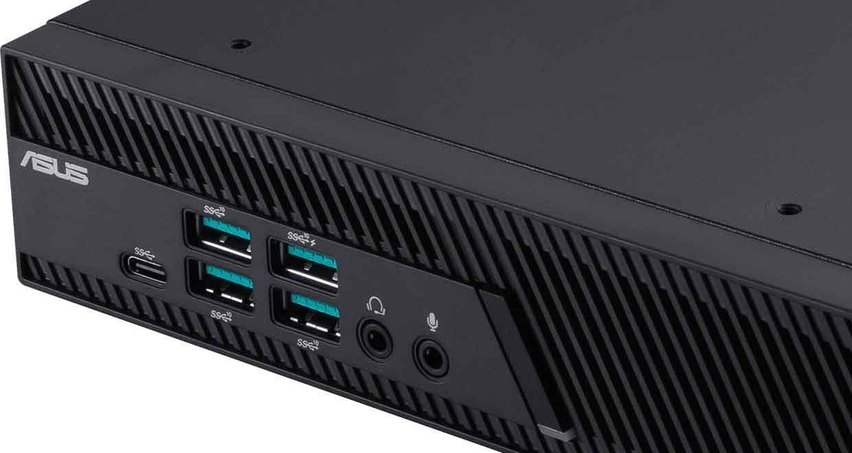 Mini PC PB62 d'Asus