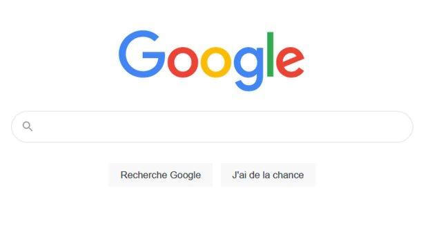 Moteur de recherche de Google (Google Search)