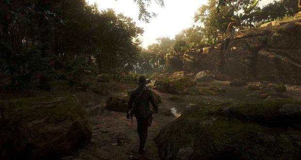 Red Dead Redemption 2 en 8K