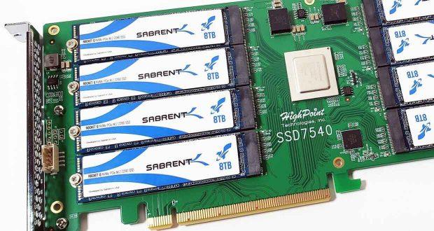 SSD RocketQ PCI Express 4.0