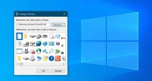 Windows 10 et Shell32.dll