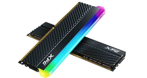 Barrettes mémoire XPG GAMMIX D45 et SPECTRIX D45G RGB