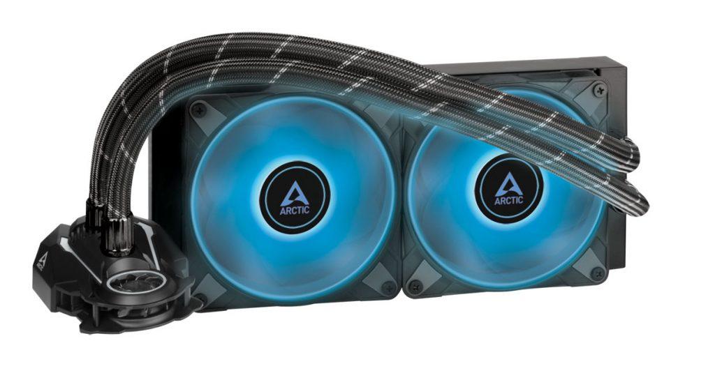 Watercooling AIO Liquid Freezer II 240 RGB d'Artic