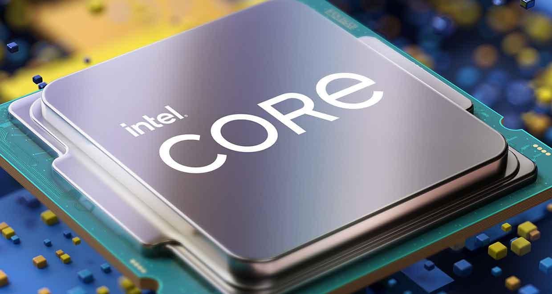 Processeur Core d'Intel