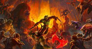 Doom Eternal d'id Software