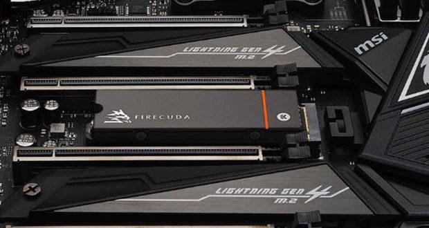 SSD FireCuda 530 de Seagate avec dissipateur EKWB