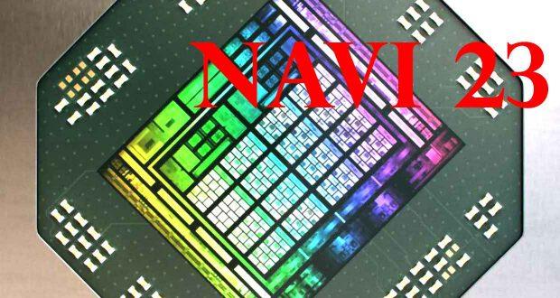 GPU NAVI 23 d'AMD ?
