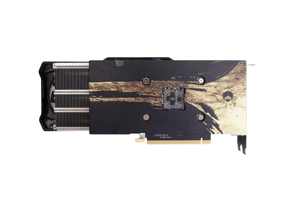 GeForce RTX 3060 12G X-GAMING GOC H-Box