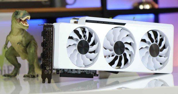 GeForce RTX 3070 Ti Vision OC 8 Go
