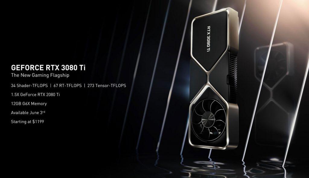 GeForce RTX 3080 Ti Founders Edition - Bilan