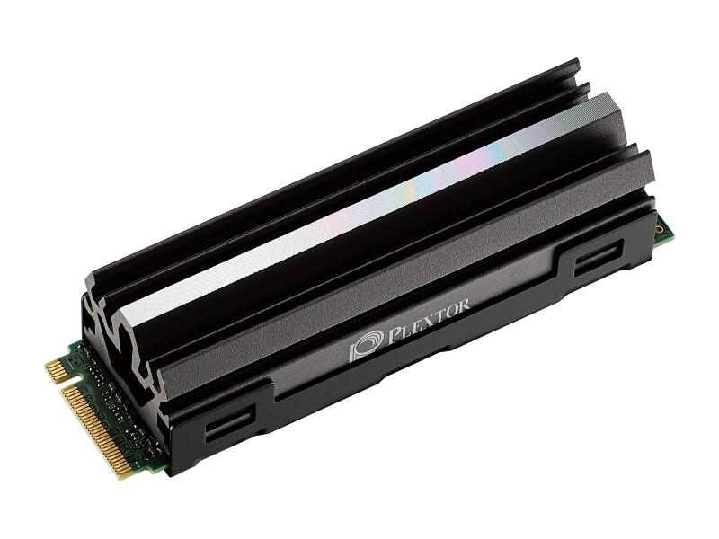 SSD NVMe 2280 M10P de Plextor