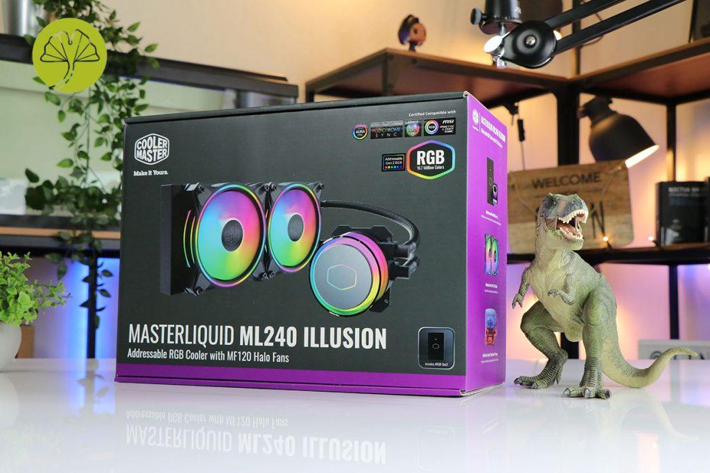 MasterLiquid ML240 Illusion
