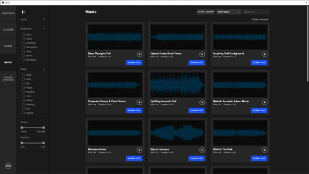 Stream Deck 5.0 - Music