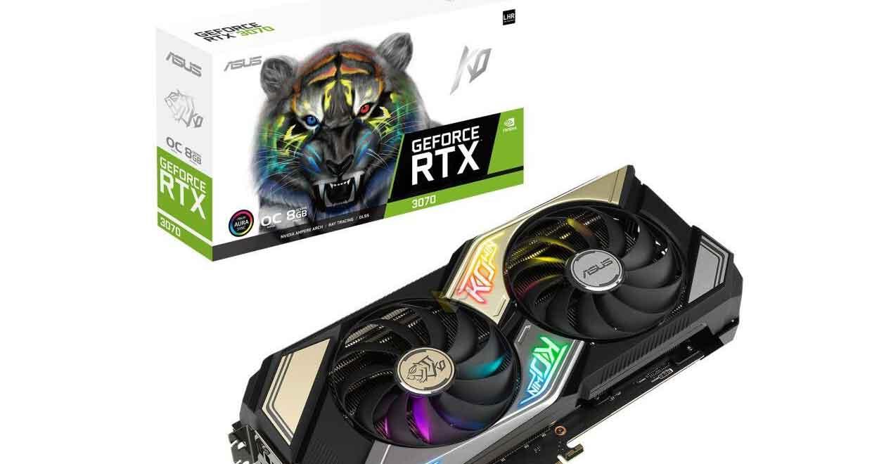 GeForce RTX 3070 LHR