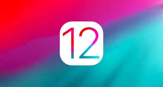 iOS 12 d'Apple