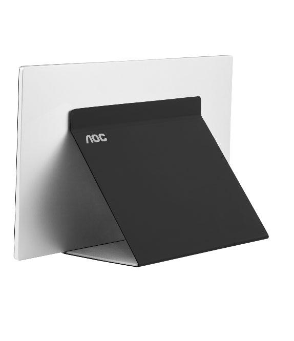 Moniteur portable I1601P d'AOC - USB-C SmartCase