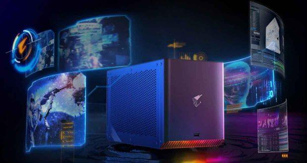 AORUS RTX 3080 Ti GAMING BOX