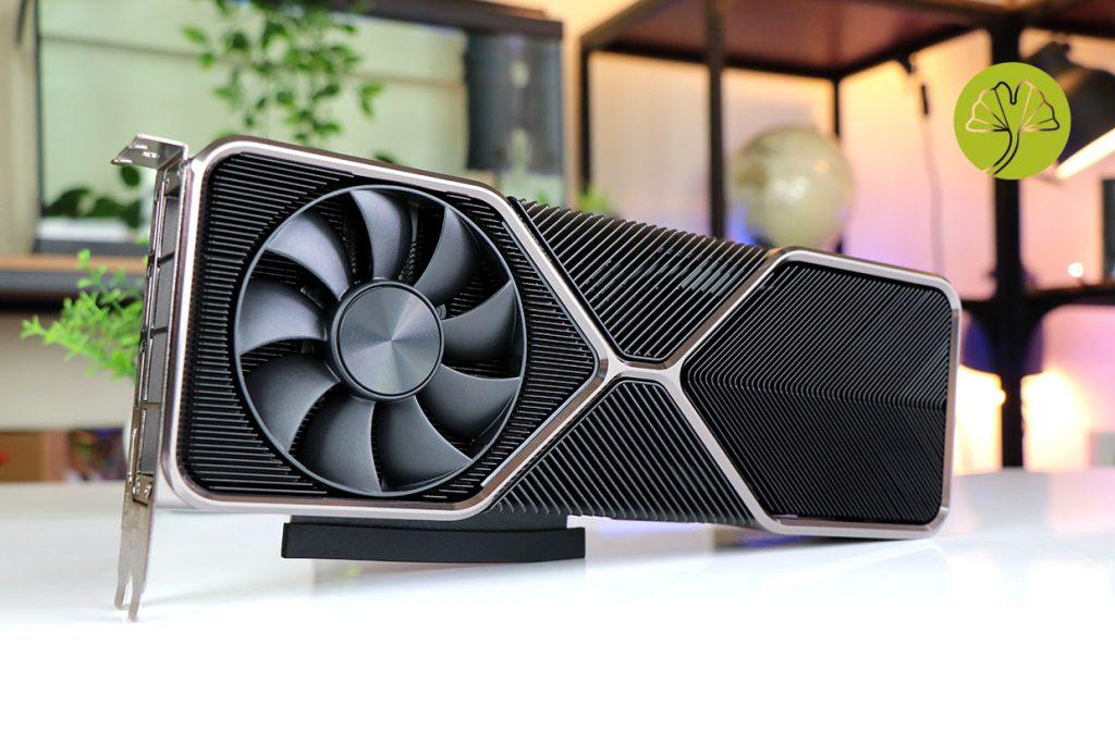 La GeForce RTX 3080 Ti Founders Edition de Nvidia