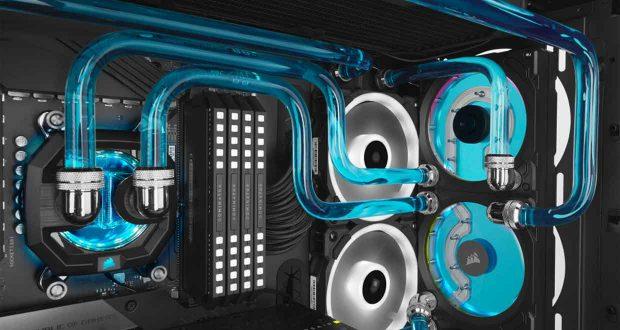 Hydro X Series XD7 RGB Pump/Reservoir Combo