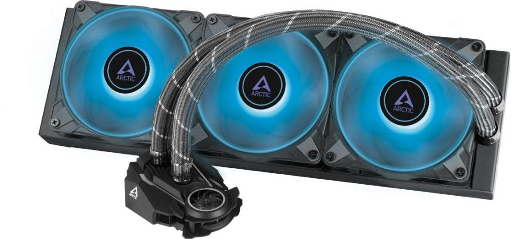 Watercooling AIO Liquid Freezer II 360 RGB