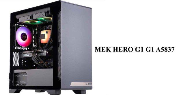 PC Gaming MEK HERO G1 A5837 de Zotac