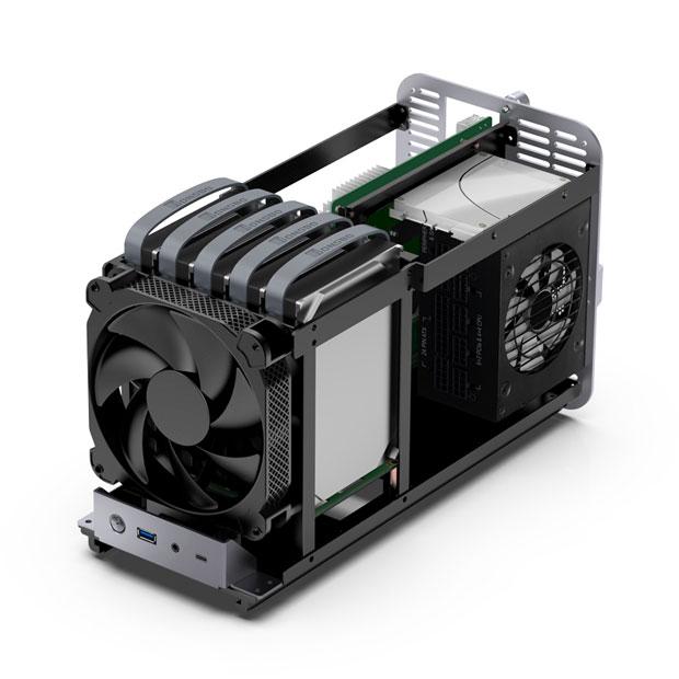 Boitier Mini-ITX N1 de Jonsbo