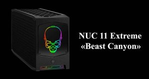NUC 11 Extreme 'Beast Canyon'