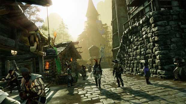 New World d'Amazon Game Studios