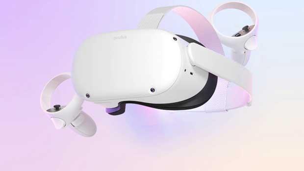 Oculus Quest 2, une nouvelle housse en silicone