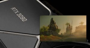 New World d'Amazon Game Studios et la GeForce RTX 3090