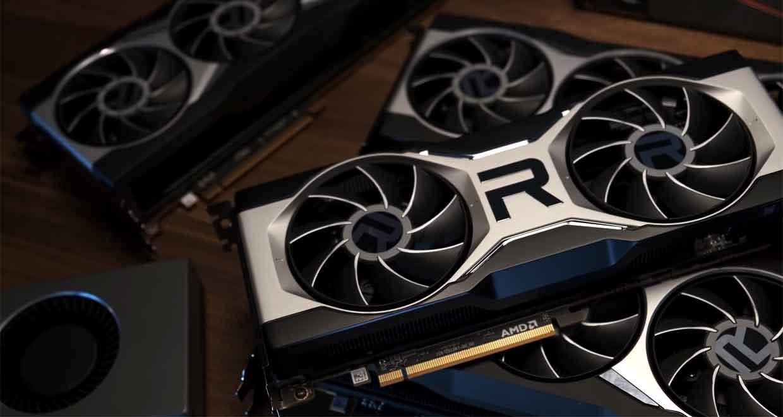 Radeon RX 6000 series (Credits Coreteks)