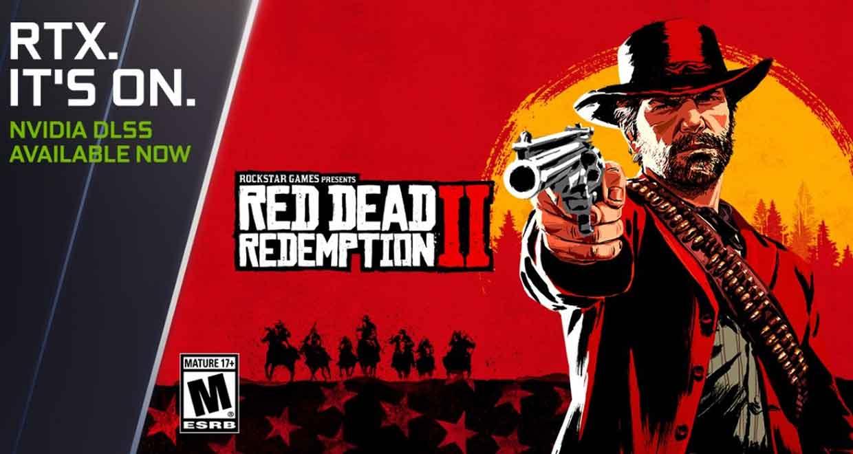 Red Dead Redemption 2 prend en charge la technologie DLSS