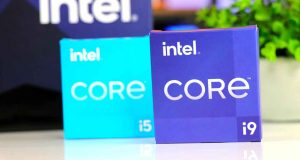 Windows 11 et les processeurs Intel Core Rocket Lake-S