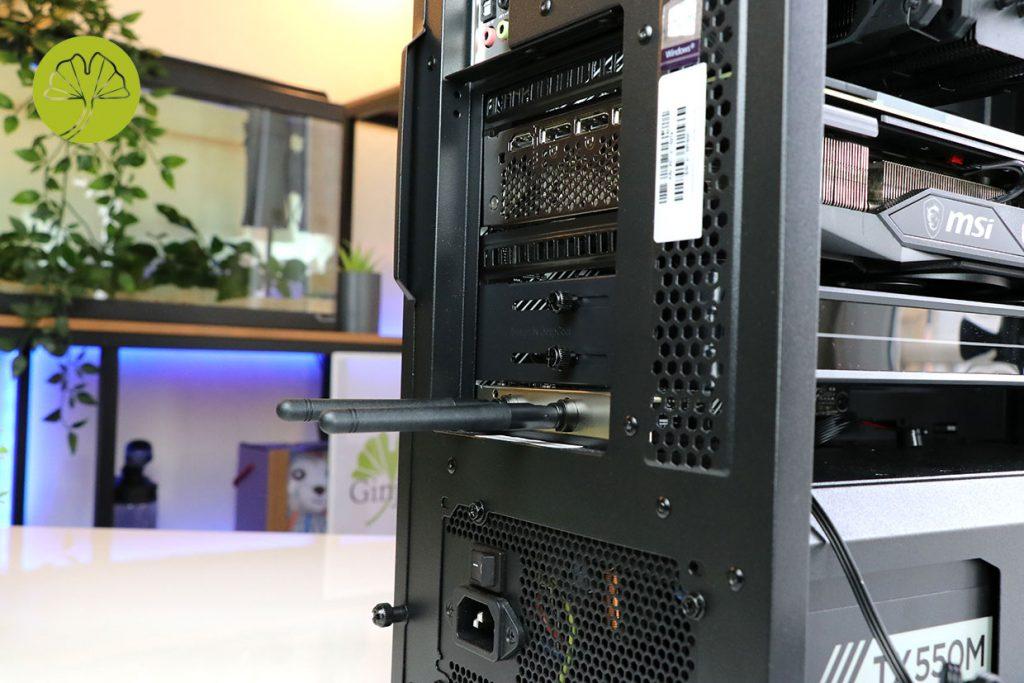 Support GPU ST500 aRGB de DeepCool