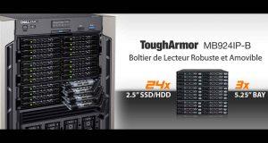 ToughArmor MB924IO-B d'Icy Dock