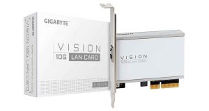 Vision 10G Lan Card de Gigabyte