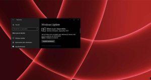 Windows 10 et KB5004945, correction de la vulnérabilité zero-day nommée « PrintNightmare ».