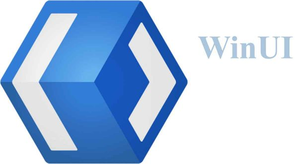 Windows UI Library (WinUI) (Windows 10 et Windows 11)