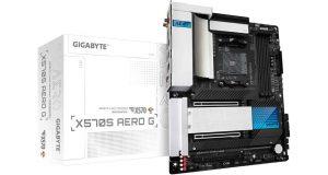 Carte X570S Aero G de Gigabyte