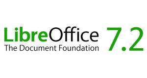 Suite bureautique LibreOffice 7.2