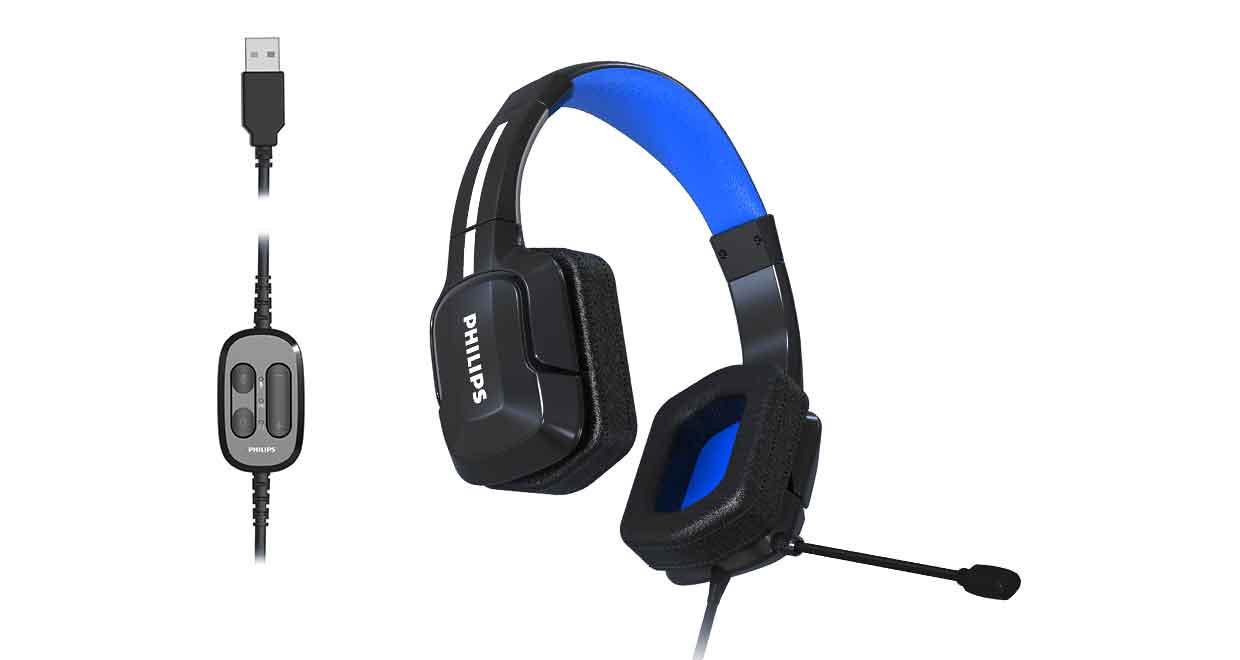 Philips TAGH401BL