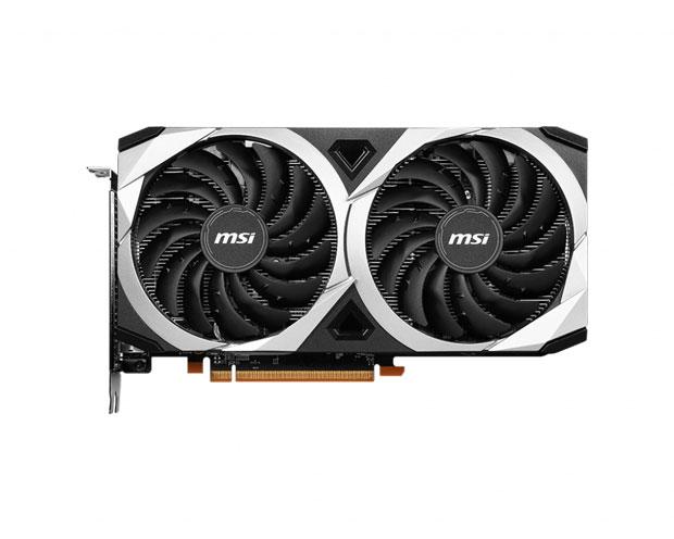 Radeon RX 6600 XT MECH 2X 8G OC de MSI