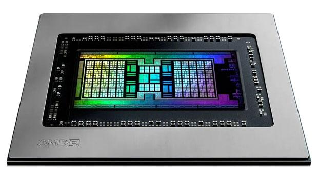 GPU AMD Radeon PRO W6000X