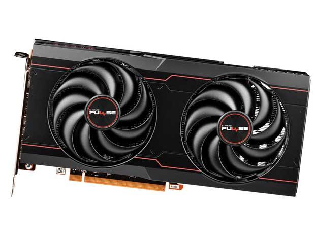 Radeon RX 6600 XT Pulse de Sapphire